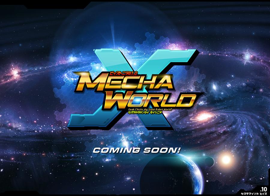 MECHA WORLD by Node01