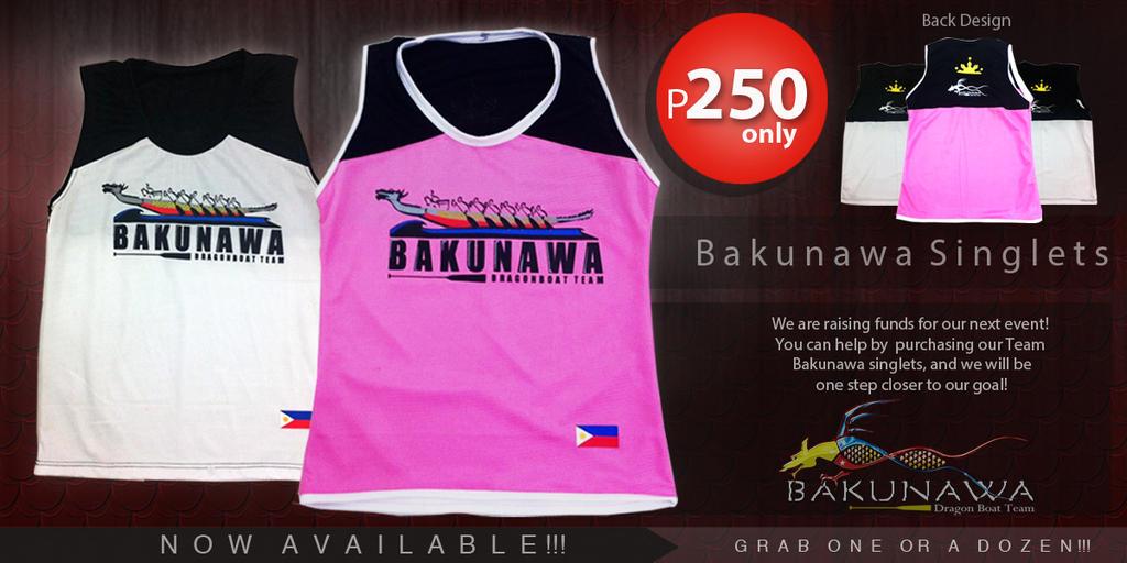 Bakunawa Singlets by fishpogs