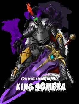 The Legend of Harmony - Boss King Sombra