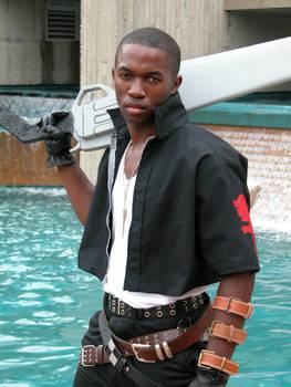 Leon of Kingdom Hearts
