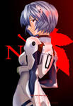 Rei Ayanami by Margot-Yuu
