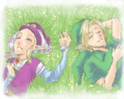 Flower Garden: Redraw by mayday-daywalker