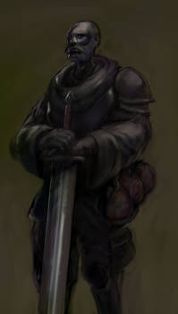Old Knightly Fellow