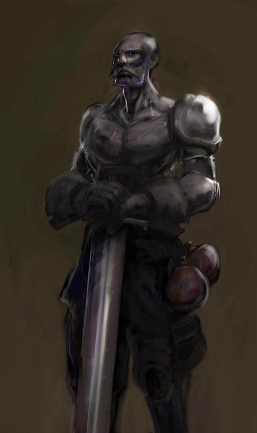 Knightly Fellow 2 by KruddMan