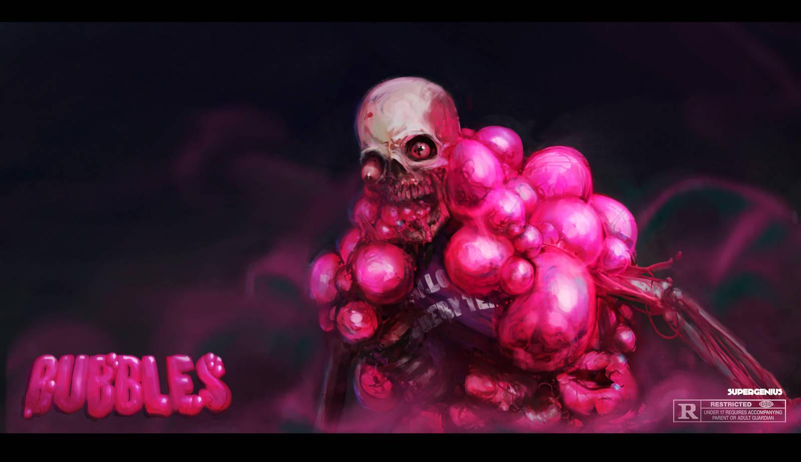 Bubbles - The Movie by KruddMan