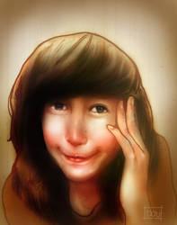my sister_amel