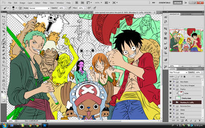 One Piece WIP