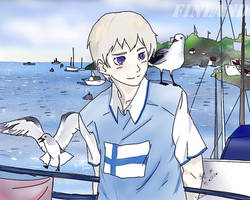 APH - Finland by ShUBolt