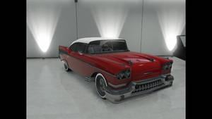 GTA V - Declasse Tornado Christine
