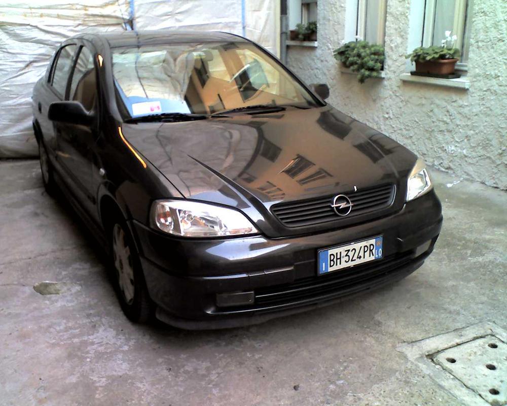 Opel Astra 2000 S By Davi80 On Deviantart