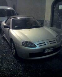 MG F Cabrio