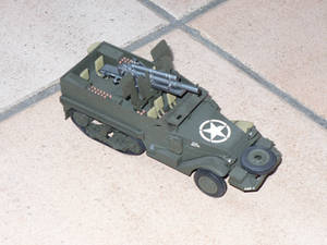 M3 Motor Gun Carriage 75MM anti-tank