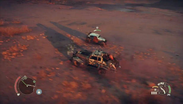 Mad Max Videogame (video link)
