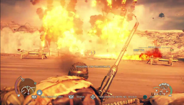 Mad Max Gameplay Videogame (video link)