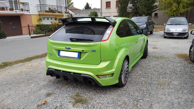 Ford Focus RS (2)