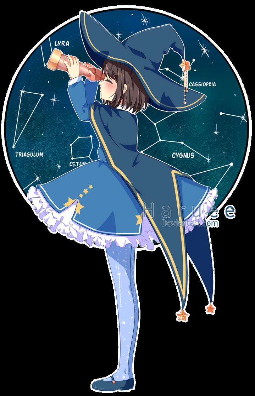 Constellations by Haruee