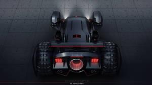 Batmobile Concept2n
