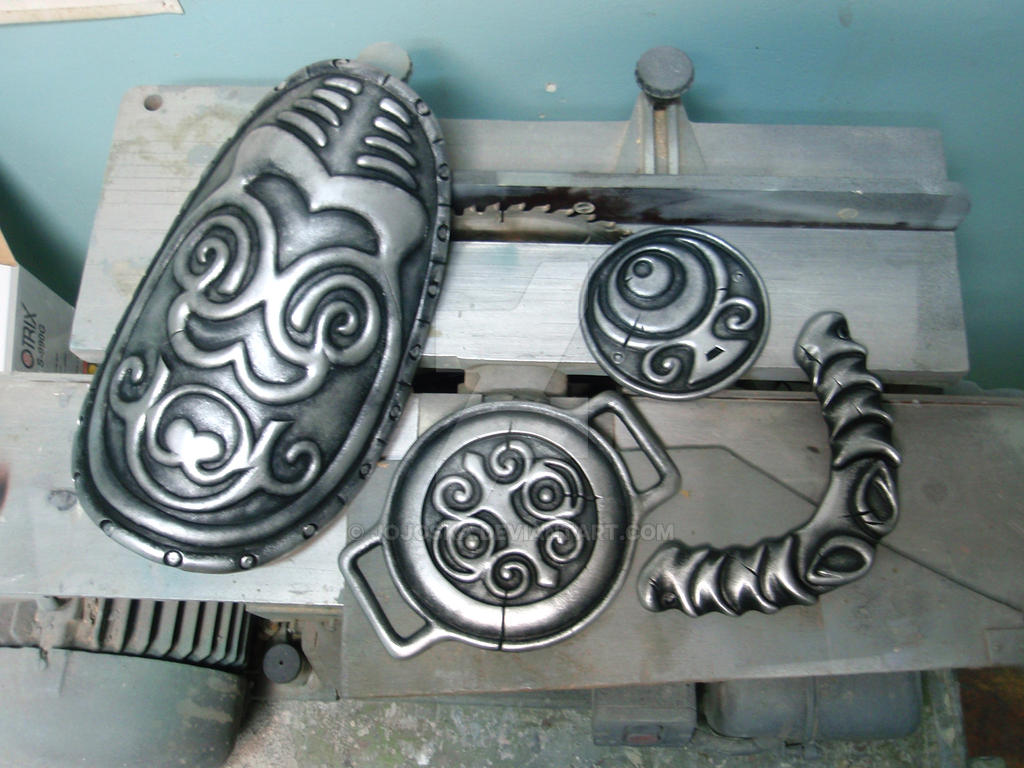 Skyrim craft by Jojoska