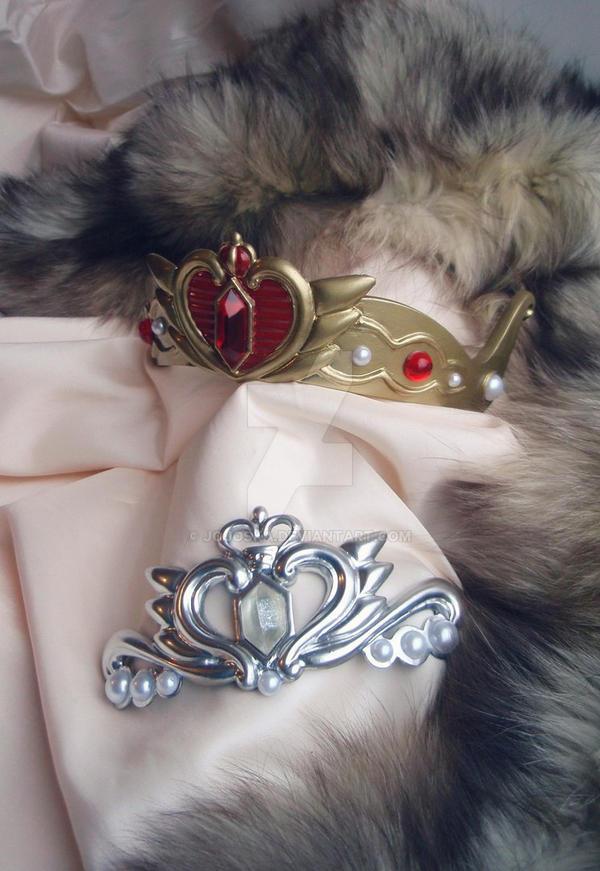 Diadem Neo Queen Serenity by Jojoska