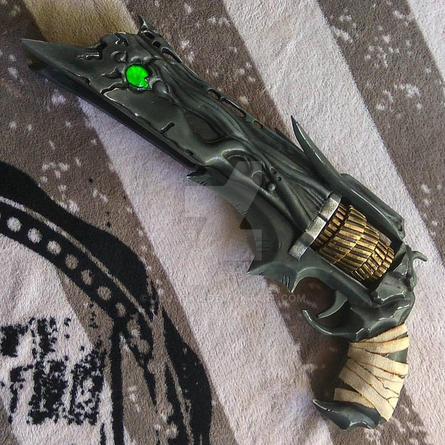Thorn gun Destiny by Jojoska