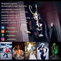Jojoska Crafts Art Short Summary Representation