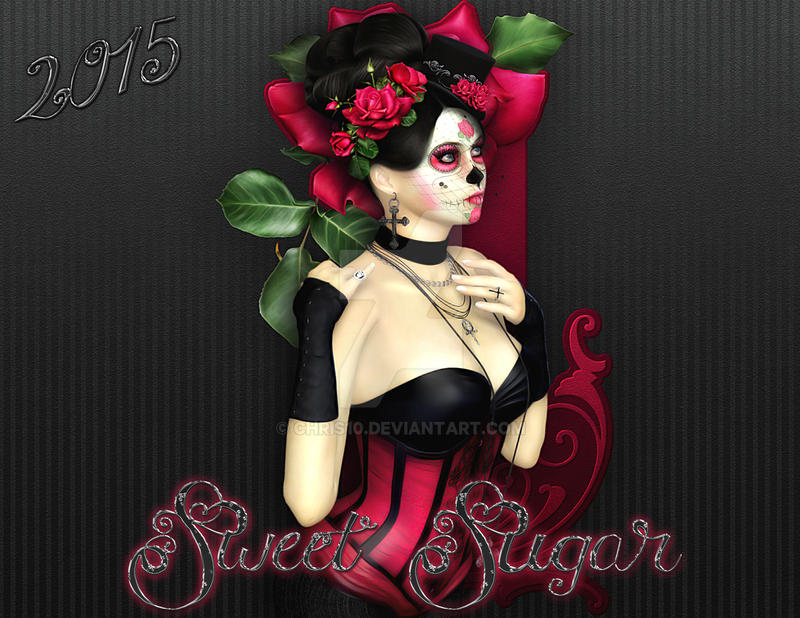 2015 Sweet Sugar Calendar by Chris10