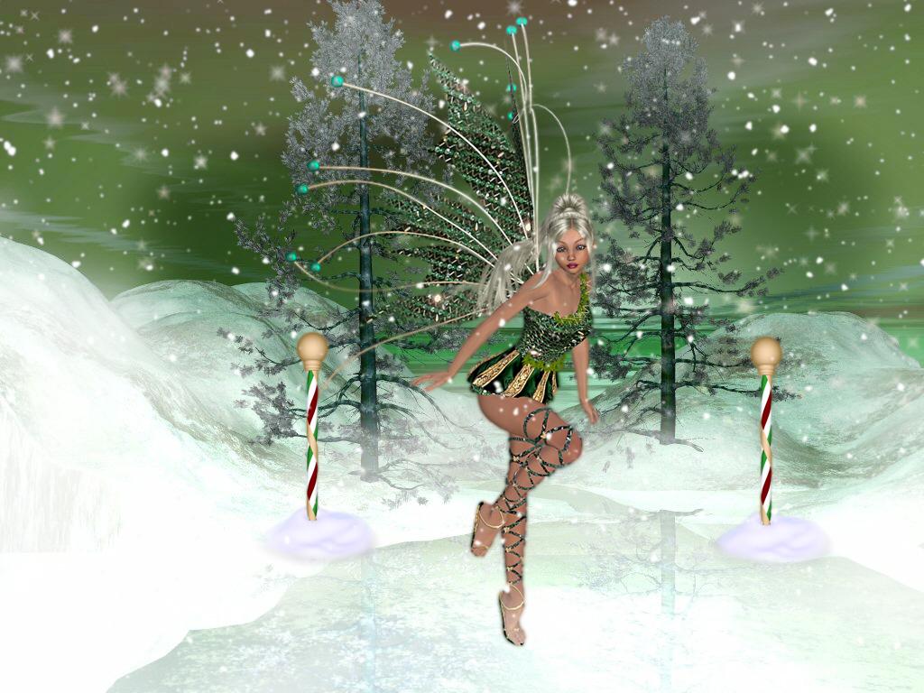 Christmas Fairy by Chris10 on DeviantArt