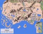 Enraa World Map
