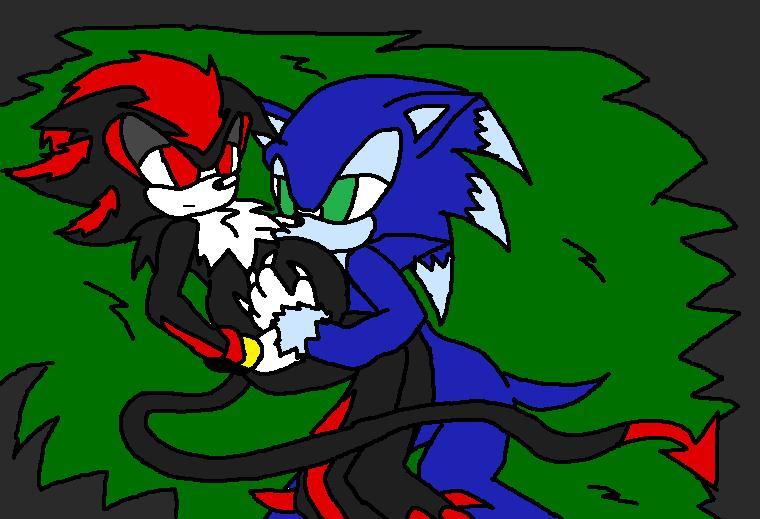 Shadow X Sonic Mpreg Sonadow mpreg b...