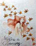Sansa Stark 2 - Winter is coming by luanadorea