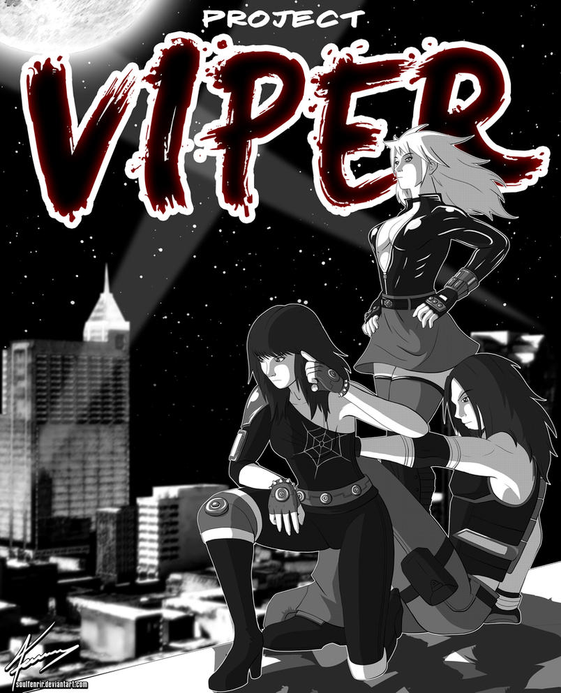 Project Viper Cover Demo by soulfenrir