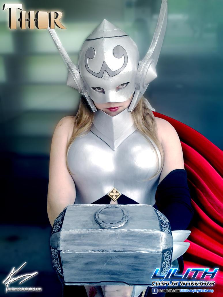 Thor Cosplay - Expotaku 2015 (10) by soulfenrir