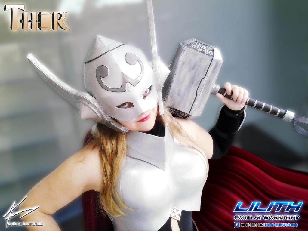 Thor Cosplay - Expotaku 2015 (12) by soulfenrir