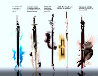 Swords by Craydash