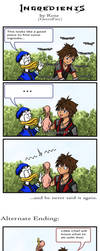 KH3 Comic: Ingredients by greenfire