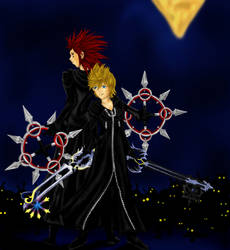 KH2: Old Times