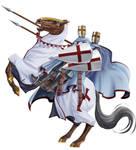 Knights Templar Seal - JF