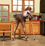 Liliana Maid in Kitchen 2