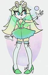 SOLD Fairy bunny adopt