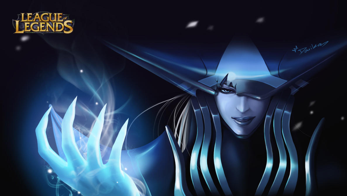 Lissandra LOL by DarikaArt on DeviantArt
