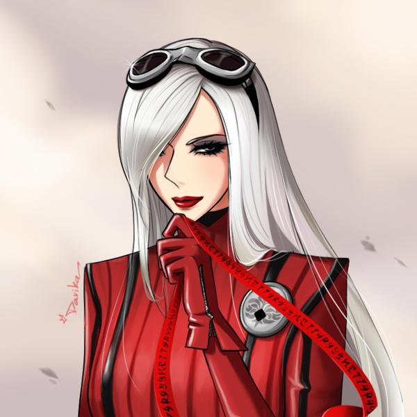 Jeanne 2 [Bayonetta2] by DarikaArt
