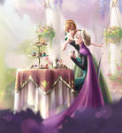 Chocolate time - After story [Frozen]