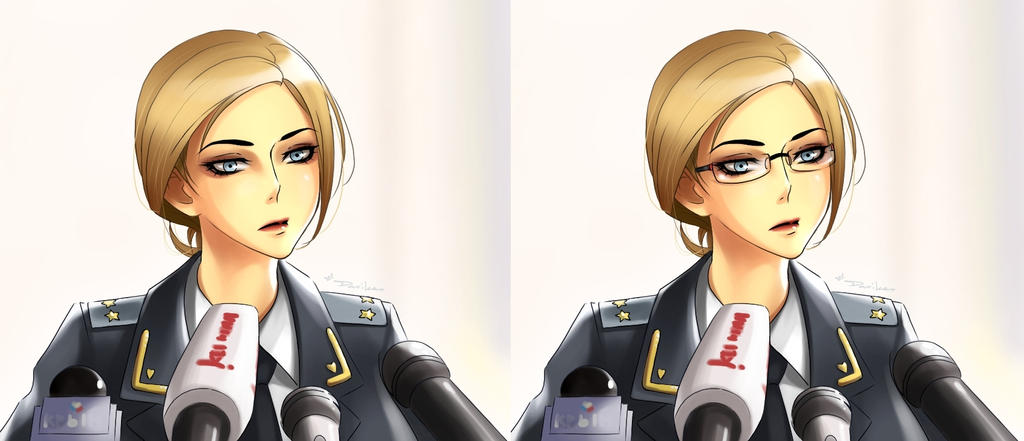 Natalia Poklonskaya by DarikaArt