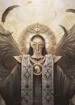 Mother Miranda - Mask 1/3