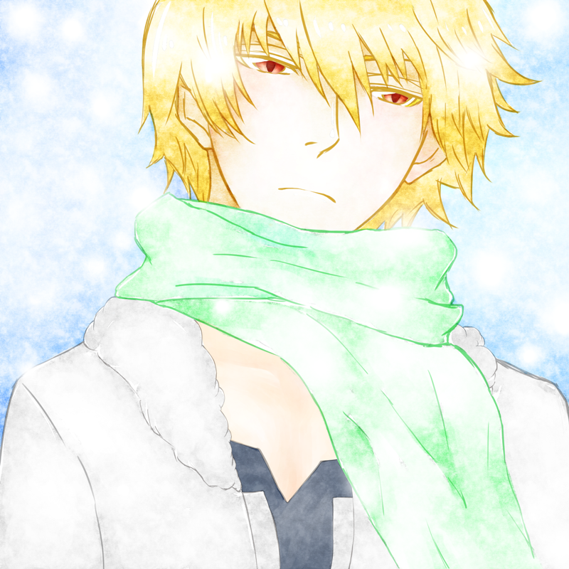 The first snow by arisluna