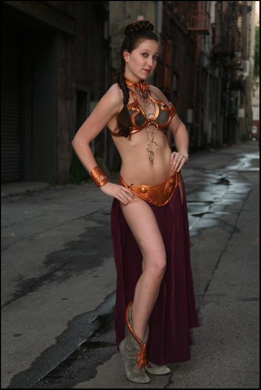 Street prostitute waiting for customer 2 8
