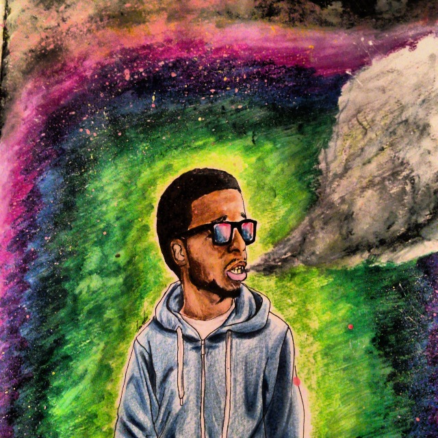 KiD CuDi by LeafyGreen2K