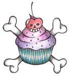 Cupcake of DOOOOM