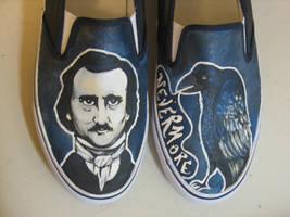Poe shoes by vcallanta