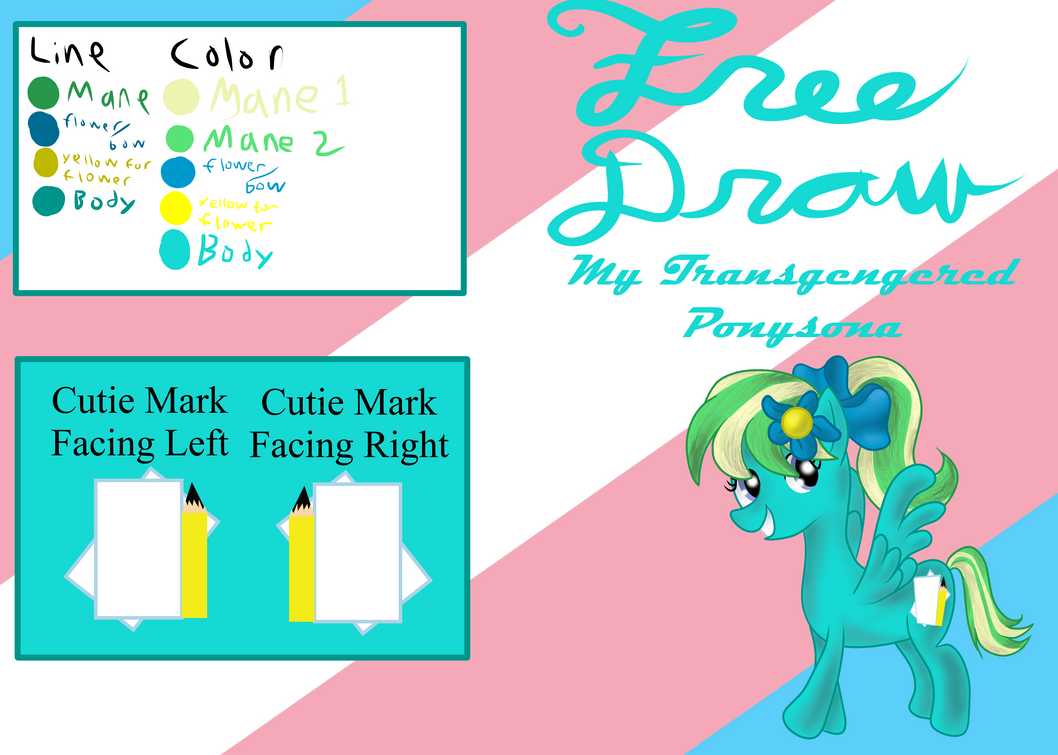 Free Draw Reference by Actualgamerowned